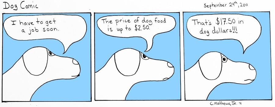 Dog Comic 1