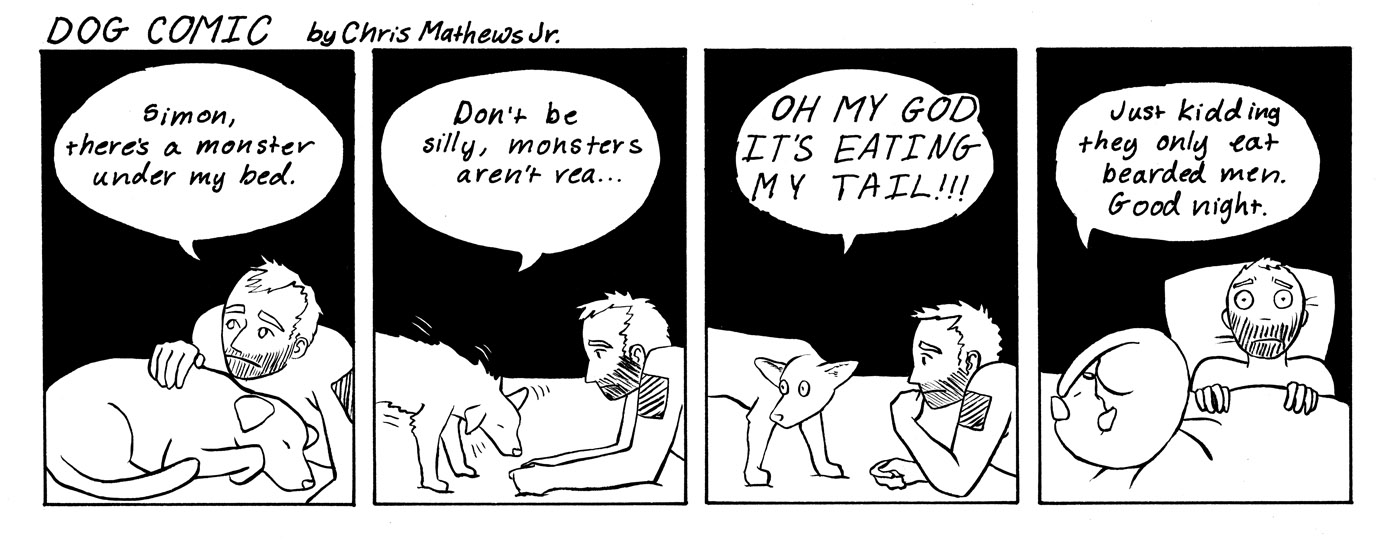 Dog Comic 4