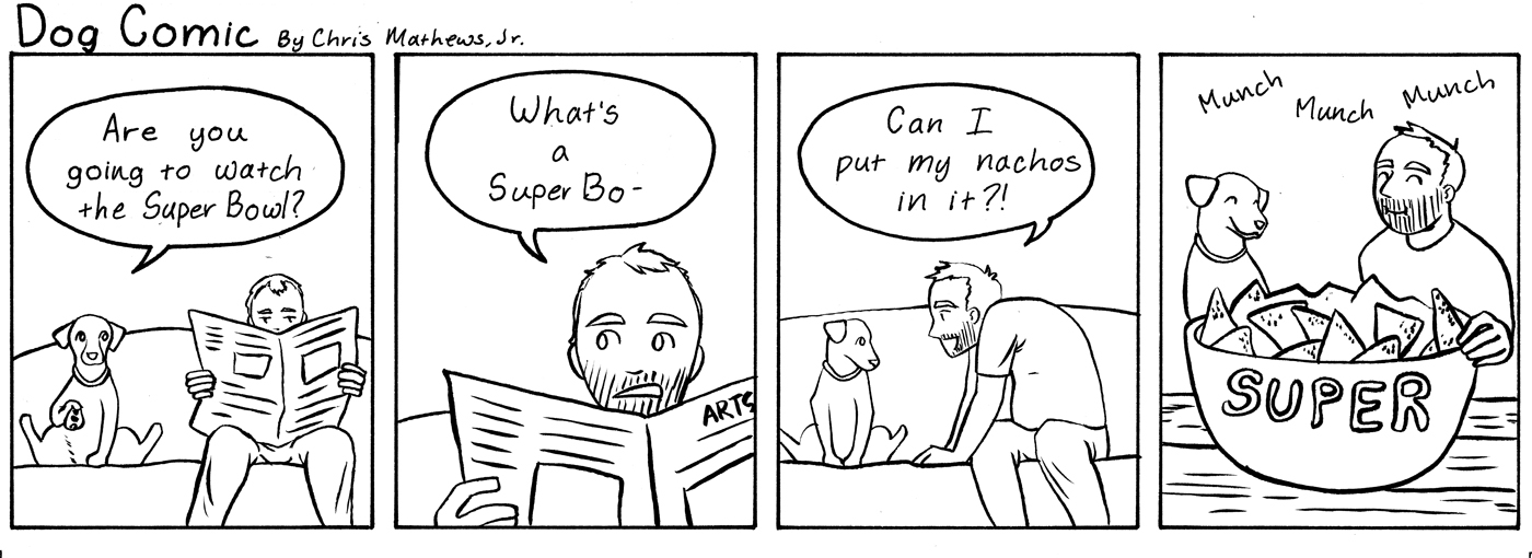 Dog Comic 5